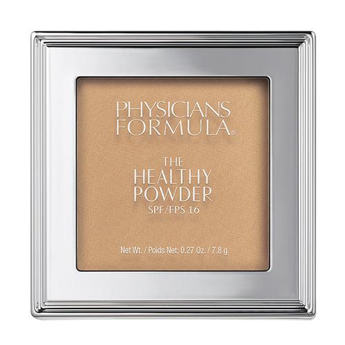 PHYSICIANS FORMULA Пудра The Healthy Powder SPF 15.тон: средний теплый.7.8г