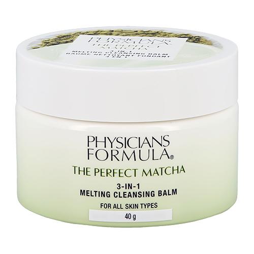 PHYSICIANS FORMULA Бальзам Очищающий для лица 3в1 The Perfect Matcha Melting Cleansing Balm. 40гр