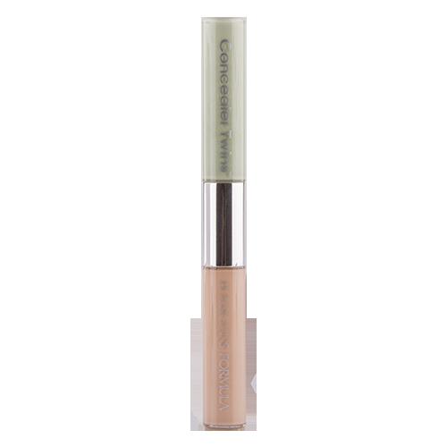 PHYSICIANS FORMULA Консилер двухцветный с аппликатором Concealer Twins 2-in1 Correct & Cover Cream Concealer тон зеленый/светлый 6.8 г