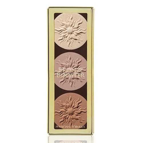 PHYSICIANS FORMULA Палетка контуринг стробинг (Хайлайтер, Бронзер, Контуринг) Bronze Booster Glow-Boosting Strobe and Contour Palette, 9 гр